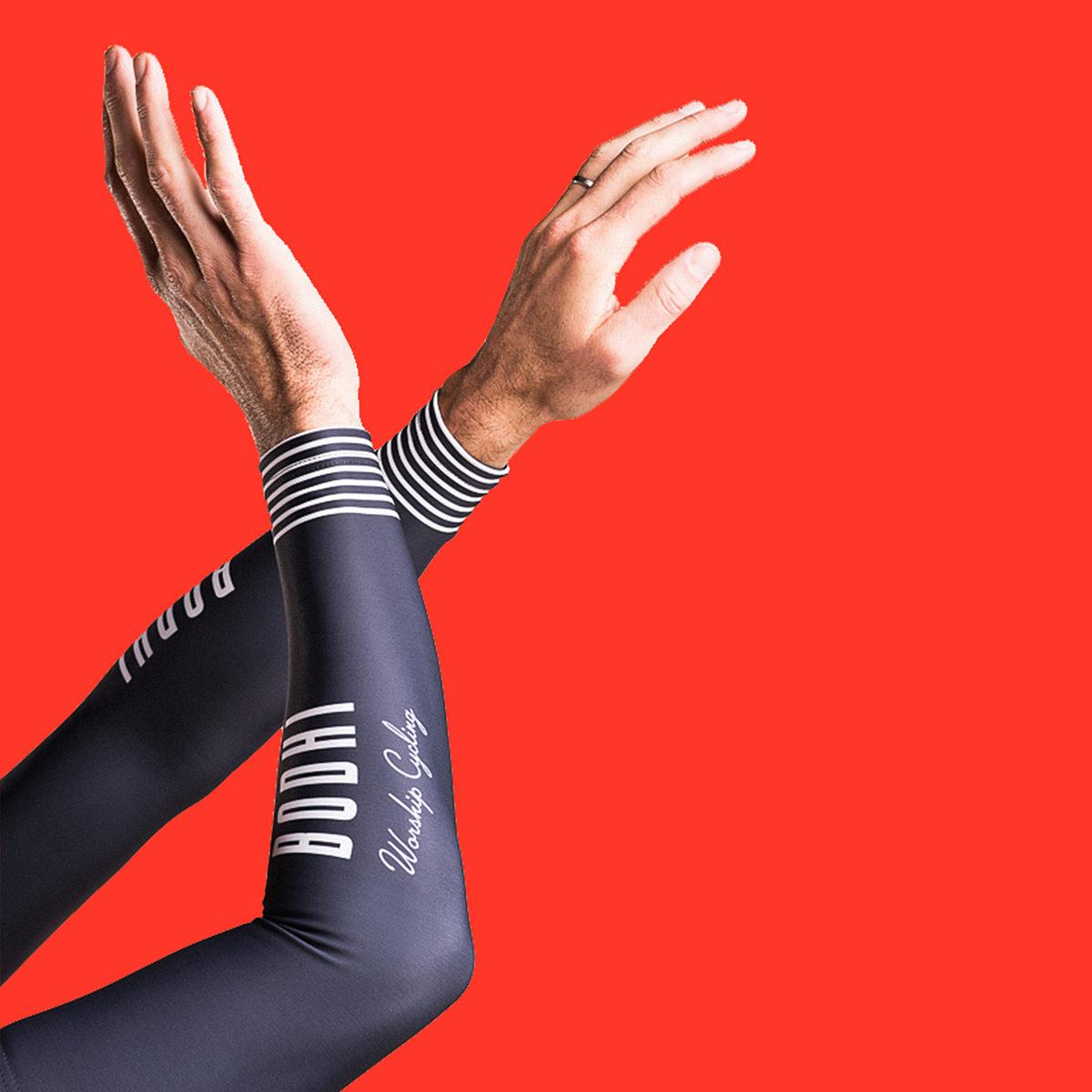 Bodhi cycling armwarmers