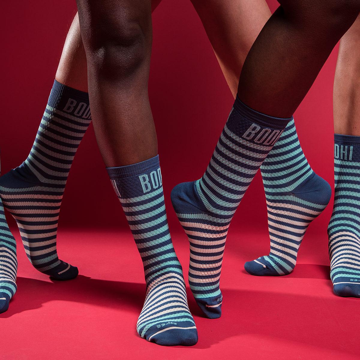 Bodhi cycling custom teamwear socks