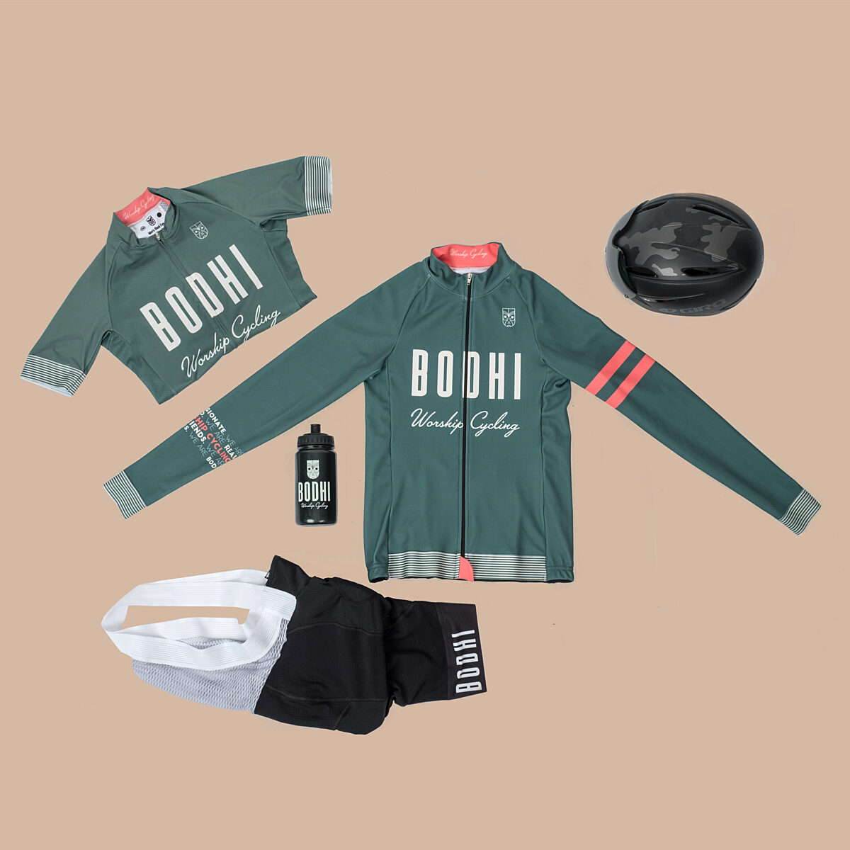 Bodhi cycling products