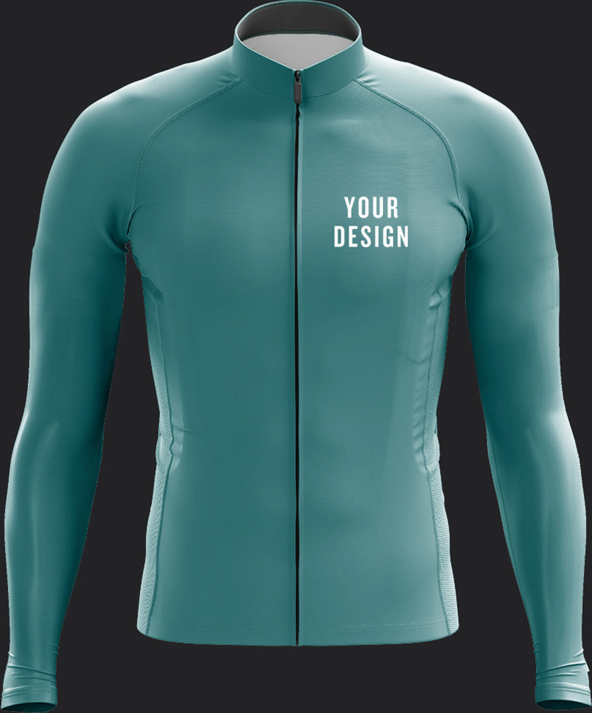 Bodhi cycling custom longsleeve men