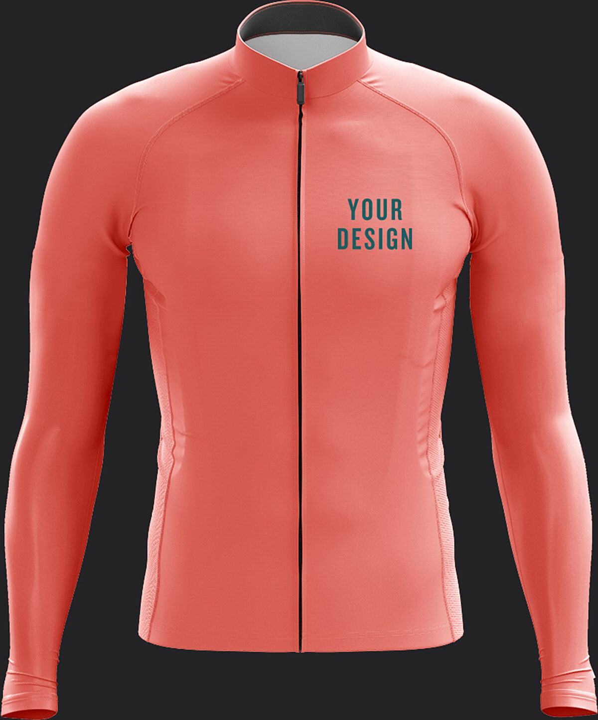 Bodhi cycling custom longsleeve women