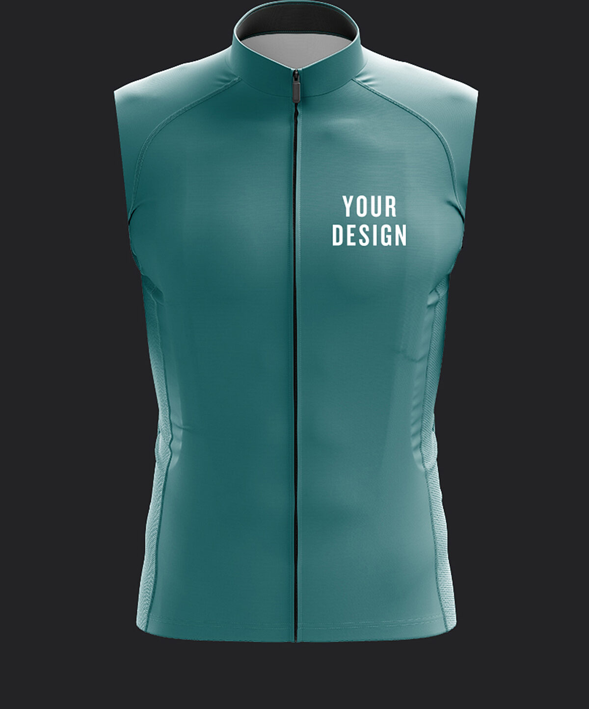Bodhi cycling custom windbreaker men