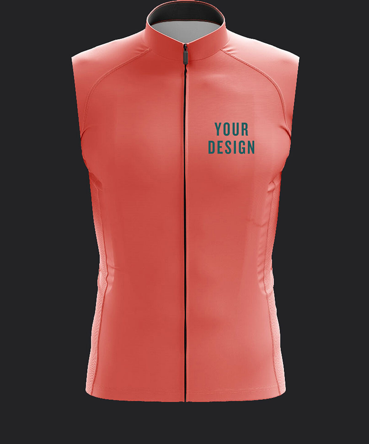 Bodhi cycling custom windbreaker women