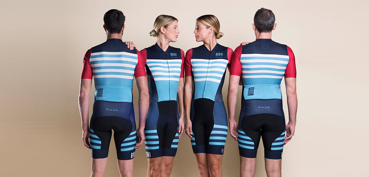 Bodhi cycling custom teamwear